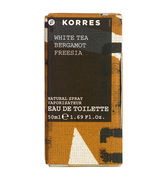 WHITE TEA / BERGAMOT / FREESIA eau de toilette 50mL
