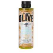 PURE GREEK OLIVE NOURISHING SHAMPOO kuiville hiuksille 250mL