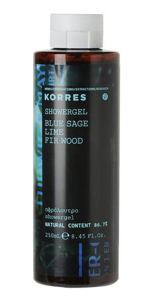 BLUE SAGE/ LIME/ FIR WOOD suihkugeeli 250mL