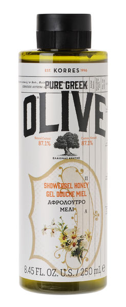 PURE GREEK OLIVE - HONEY suihkugeeli 250mL