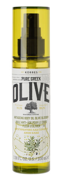 PURE GREEK OLIVE - OLIVE BLOSSOM vartaloöljy 100mL
