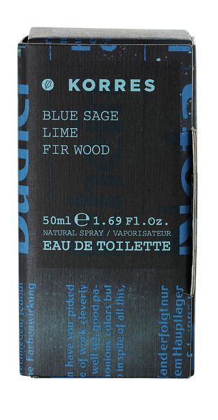 BLUE SAGE / LIME / FIR WOOD eau de toilette 50mL